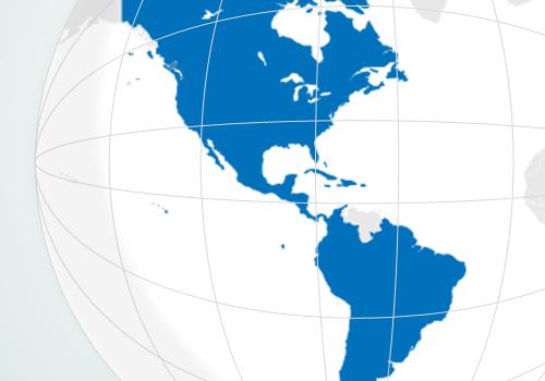 Mapa - Index Medicus das Américas – Literatura Latino-Americana e do Caribe em Ciências da Saúde LILACS